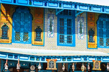 arabic architecture: Traditional Arabic architecture in El-Jem, Tunisia