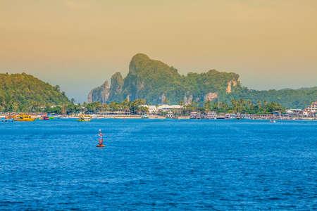 Thailand. Andaman sea. Phi Phi island