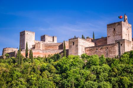 granada: Alhambra,Granada, Spain