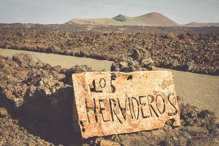 los hervideros: Rocky coast of Los Hervideros, Lanzarote