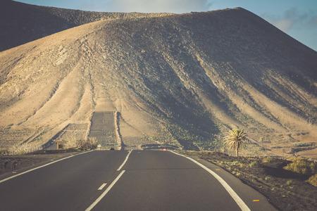 manrique: Timanfaya National Park in Lanzarote, Canary Islands, Spain