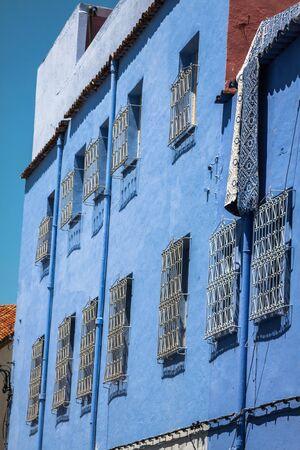 medina: Blue medina of Chechaouen, Morocco