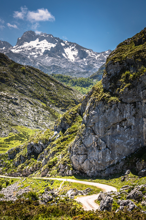 europa: Picos de Europa mountains, Cantabria (Spain)