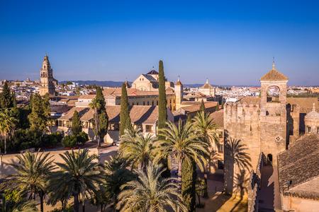 cordoba: Alcazar de los Reyes Cristianos Cordoba, Spain Editorial