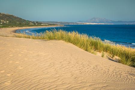 pensacola beach: Dune of Punta Paloma, Tarifa, Andalusia, Spain