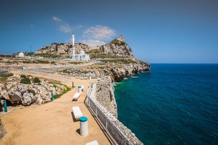europa: Gibraltar as Seen from Europa Point