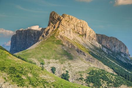 Ordesa y Monte Perdido National Park Spain Standard-Bild