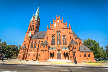garrison: St. Catherine Church, Torun, Poland