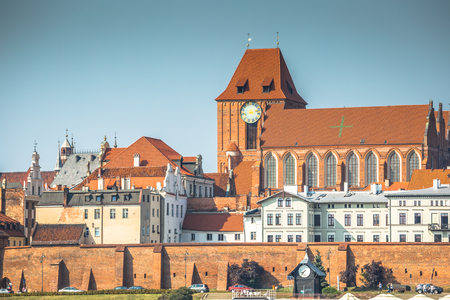 Torun in Poland, Old Town