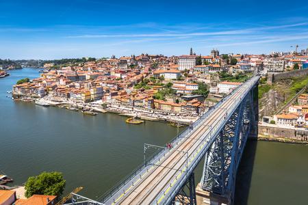 bridge Dom Louis, Porto, Portugal
