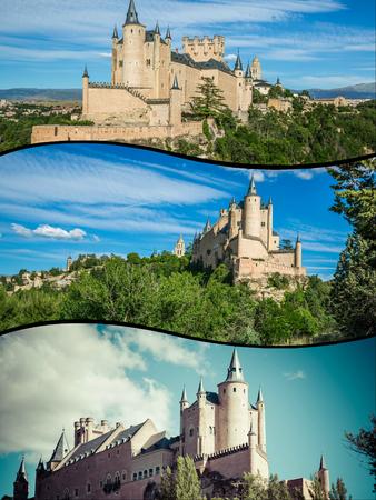 Collage of Segovia Europe Editorial