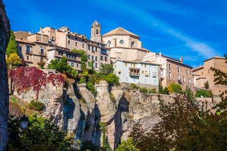 City of Cuenca. Castilla La Mancha, Spain.