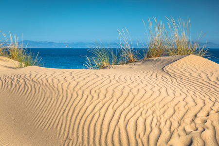 Dune of Punta Paloma, Tarifa, Andalusia, Spain