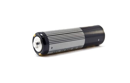 battery is isolated on a white background Stock Photo - 5997825