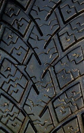 brand new, high performance summer tire photo