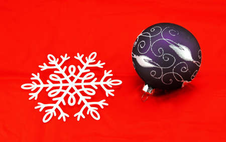 christmas and New Year background Stock Photo - 16730962