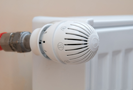regulator: heat regulator of radiator