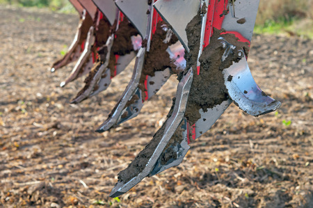 agriculture machinery: Loosening carried out in the fields of machinery