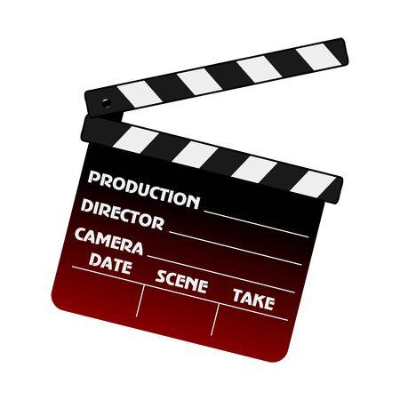 movie clapper: Film batacchio bordo