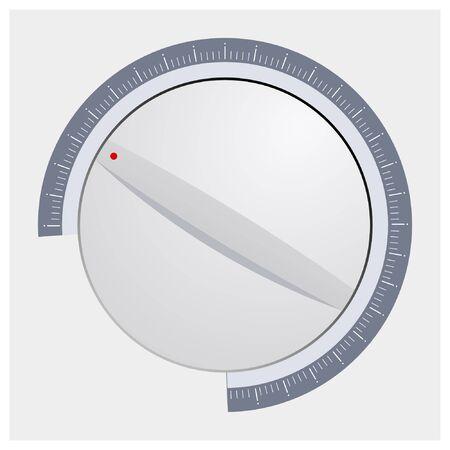 minimize: round switcher Illustration