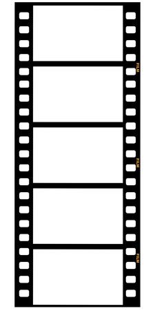 movie film Stock Vector - 10926563