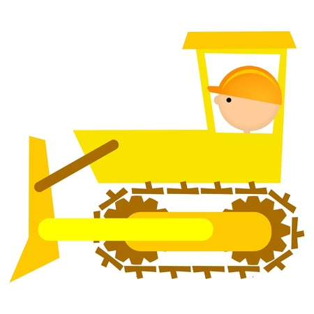 bulldozer: bulldozer driver