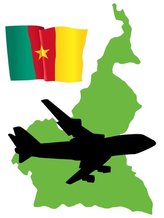 cameroon: fly me to the Cameroon