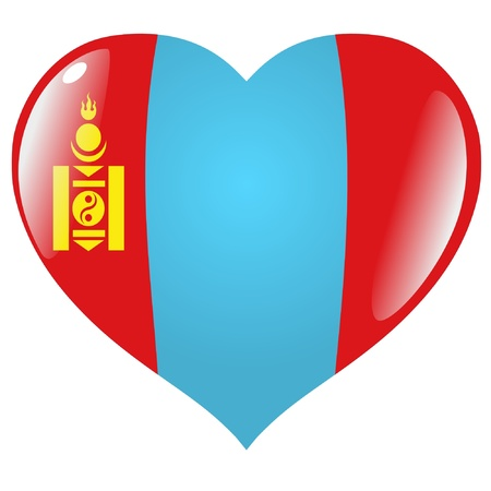 mongolia: Mongolia in heart