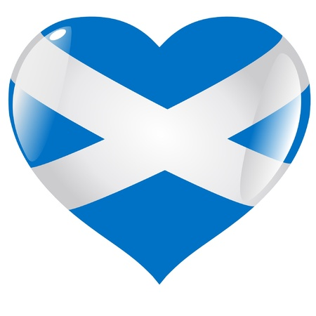 Scotland in heart