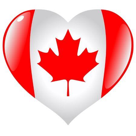 Canada in heart