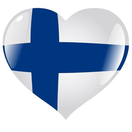 Finnland im Herzen