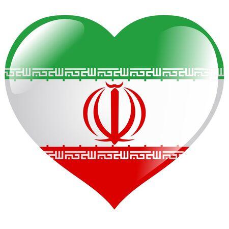 iran: Iran in heart