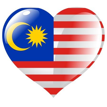 Malaysia in heart