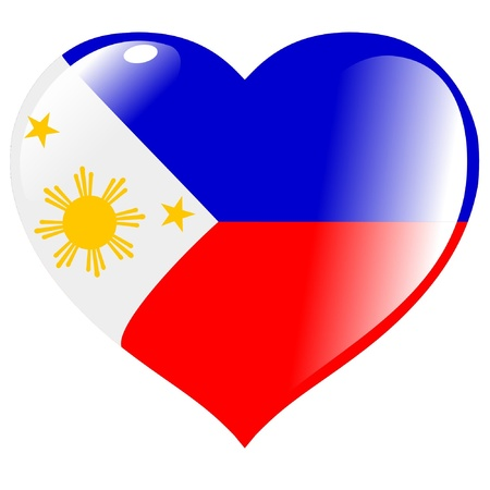 Philippines in heart