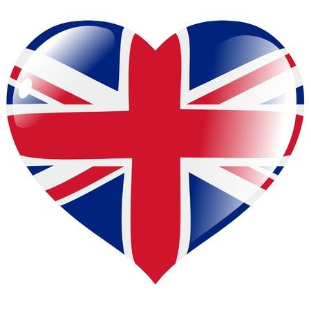 연합 왕국: 마음에있는 영국의 일러스트
