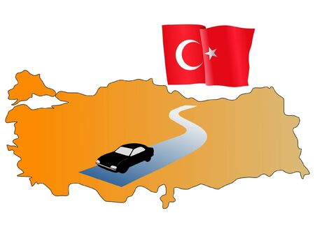 hayride: roads of Turkey