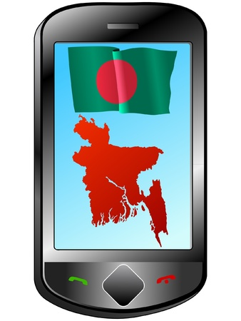Connection with Bangladesh Vector