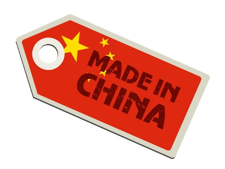made in: Made in China