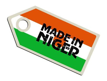 niger: Made in Niger Illustration