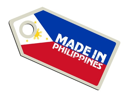 philippines: Made in Philippines Illustration