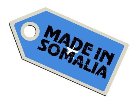 somalia: Made in Somalia