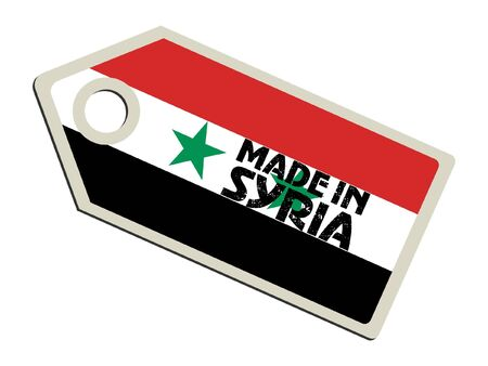 syria: Made in Syrien