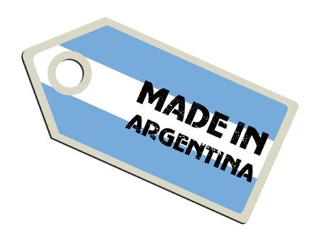 argentina: Made in Argentina Illustration