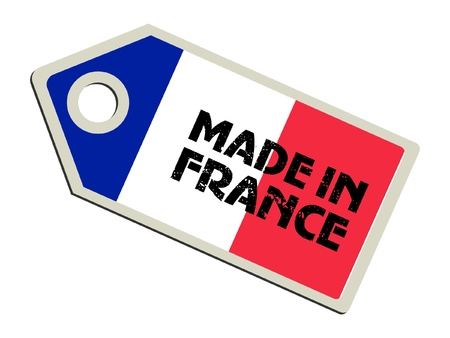 Made in France Vector