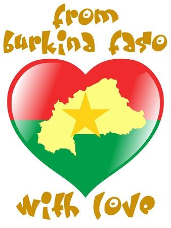 burkina faso: From Burkina Faso with love