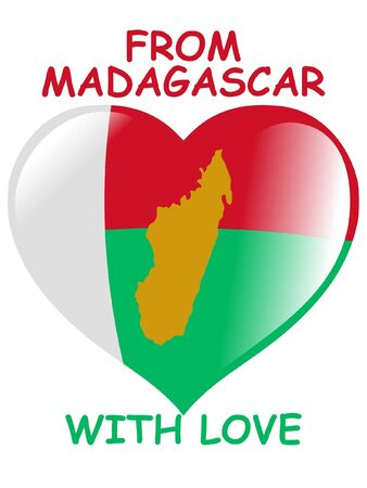 madagascar: From Madagascar with love Illustration