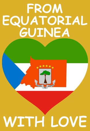 equatorial guinea: From Equatorial Guinea with love Illustration