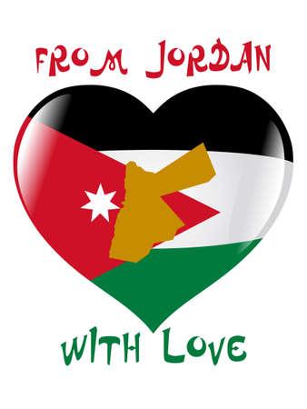 Van Jordanië met liefde