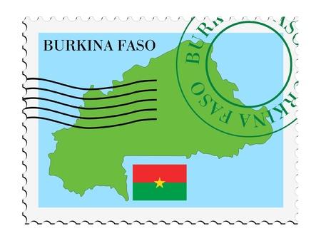 burkina faso: mail tofrom Burkina Faso