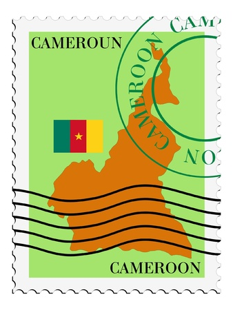 cameroon: mail tofrom Cameroon